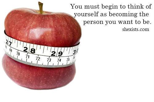 Motivational images think slimmer - Weight loss motivation backgrounds ...